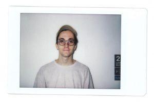 Portrait of Caleb Vanden Boom