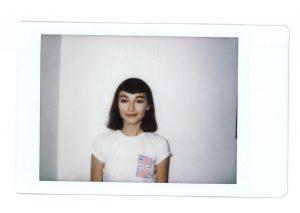Portrait of Anya Udovik